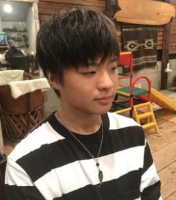 男の子 髪型 オーダー